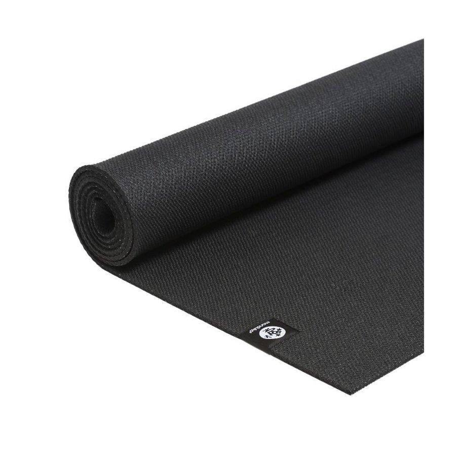 X yoga mat zwart - 5 mm