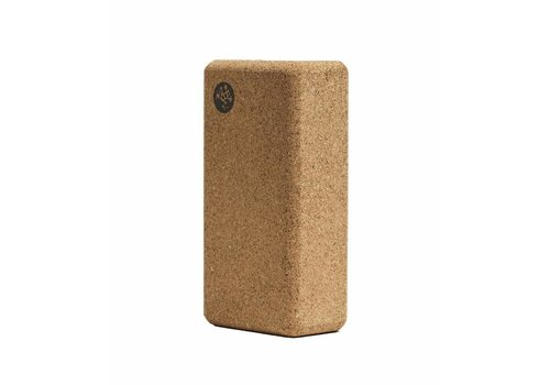 Manduka Cork Blok - medium