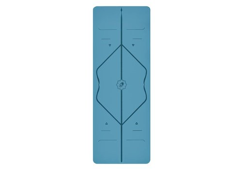 Liforme Yoga Mat - Blauw