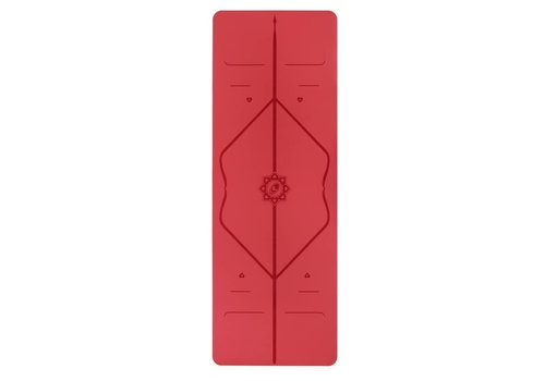 Liforme Love Mat - Rood - Limited Edition