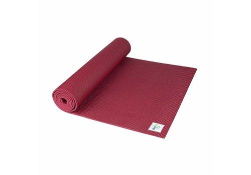 Ecoyogi Classic yoga mat - Ruby Red