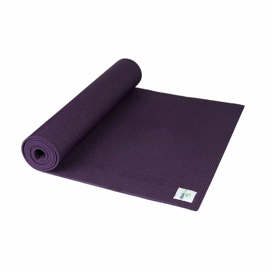 Classic yoga mat - Plum