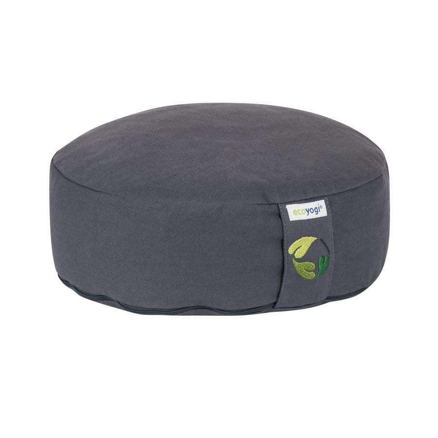 meditatiekussen rond  laag Stone - 10-12 cm