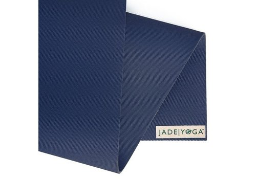 Jade Yoga Harmony Mat 173 cm - Midnight (5mm)
