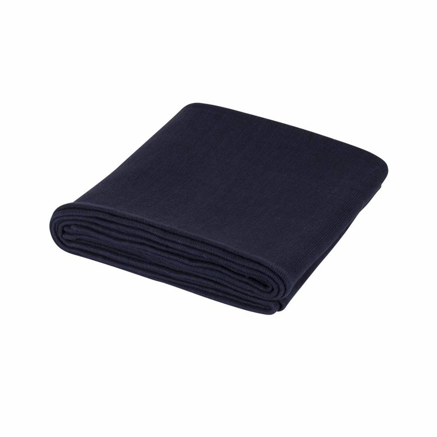 Yoga en meditatie deken - Donker blauw