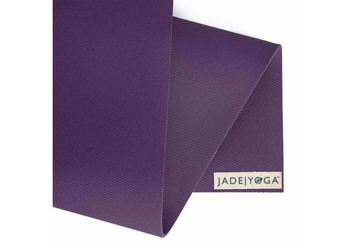 Jade Yoga Harmony Mat 173 cm - Purple (5mm)