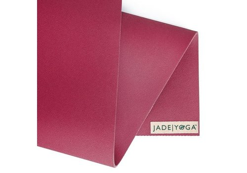 Jade Yoga Harmony Mat 173 cm - Raspbarry (5mm)