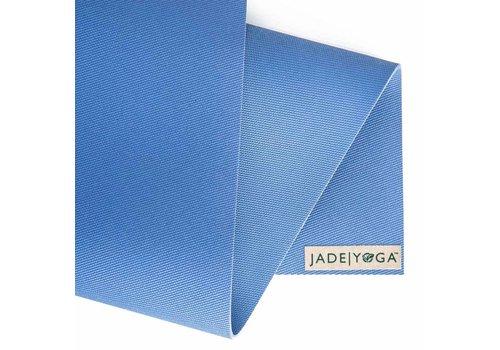 Jade Yoga Harmony Mat 173 cm - Slate blue (5mm)
