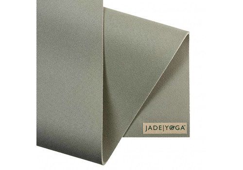 Jade Yoga Harmony Mat 173 cm - Gray (5mm)