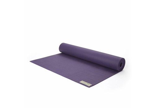 Jade Yoga Travel Mat 188 cm - Purple (3mm)