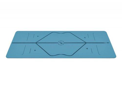 Liforme Travel Mat - Blauw