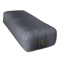rectangular yoga bolster - Stone
