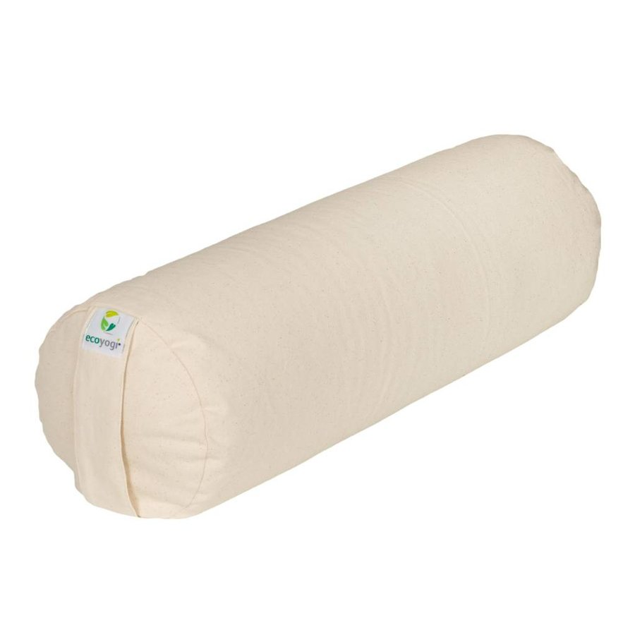 Yoga bolster Naturel