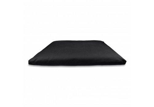 Ecoyogi Meditatie mat - zabuton zwart