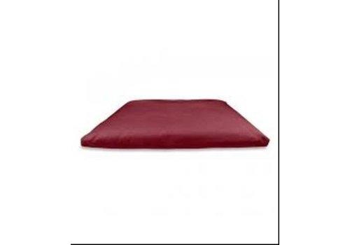 Ecoyogi Meditatie mat - zabuton - Ruby
