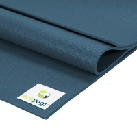 Studio yoga mat Blauw - Extra lang