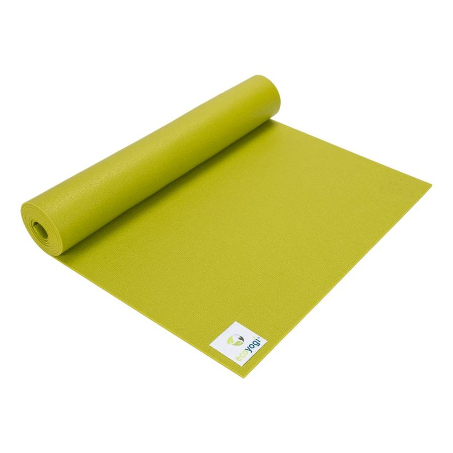 Studio yoga mat Groen - Extra lang