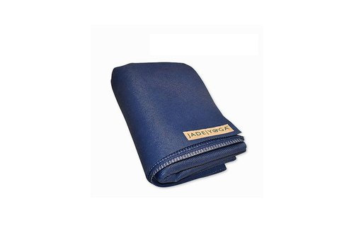 Jade Yoga Voyager Travel Mat - Midnight blue