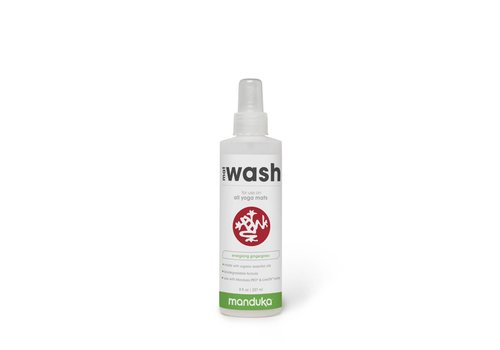 Manduka Mat Wash spray - Gingergrass (227 ml)