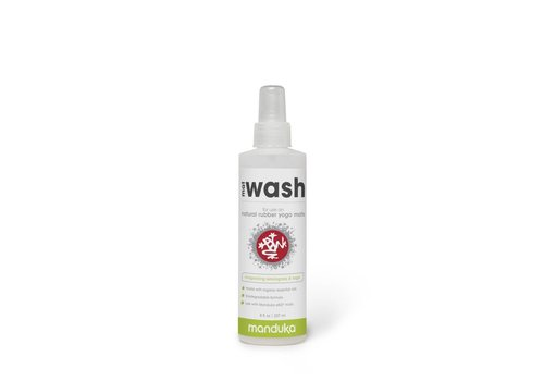 Manduka Natural Rubber Mat Wash spray - Lemongrass (227 ml)