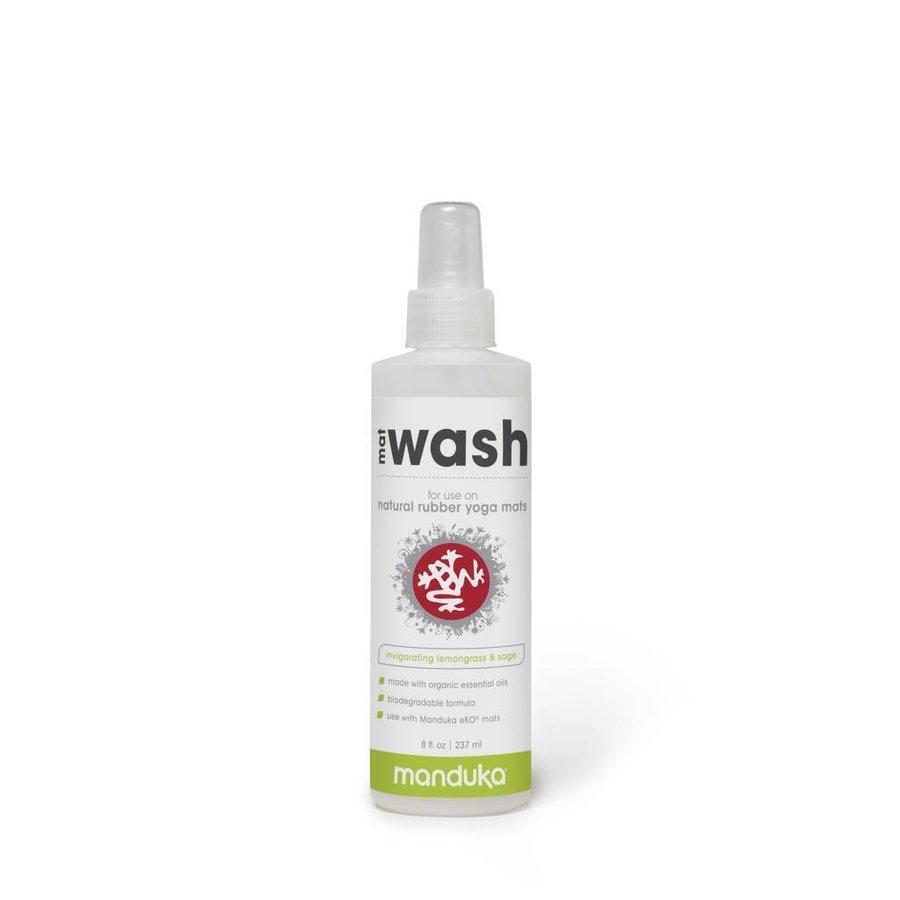 Natural Rubber Mat Wash spray - Lemongrass (227 ml)