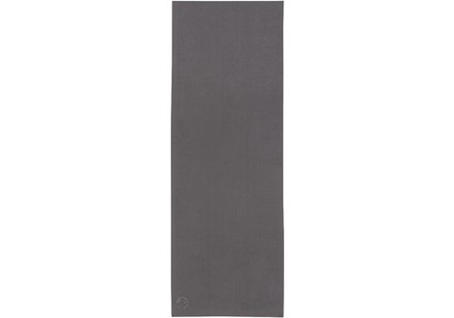 Manduka eQua Mat Towel - Thunder -183 cm