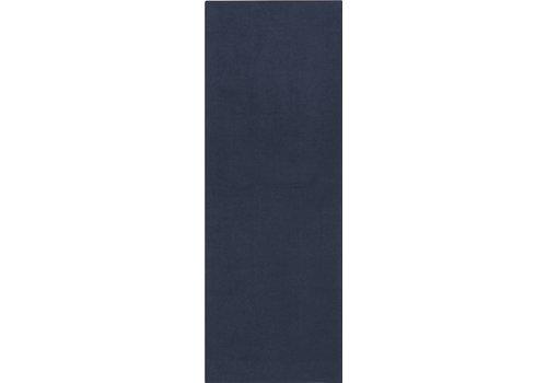 Manduka eQua Mat Towel - Midnight -183 cm
