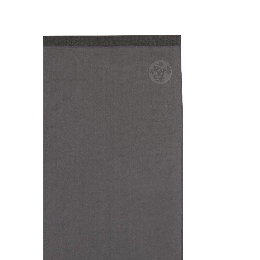 eQua Mat Towel - Thunder -218 cm - extra lang