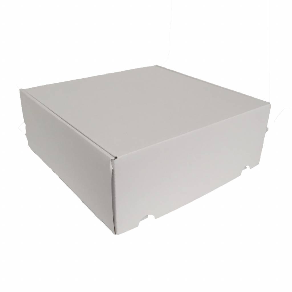 Verzendverpakking 220x220x80mm