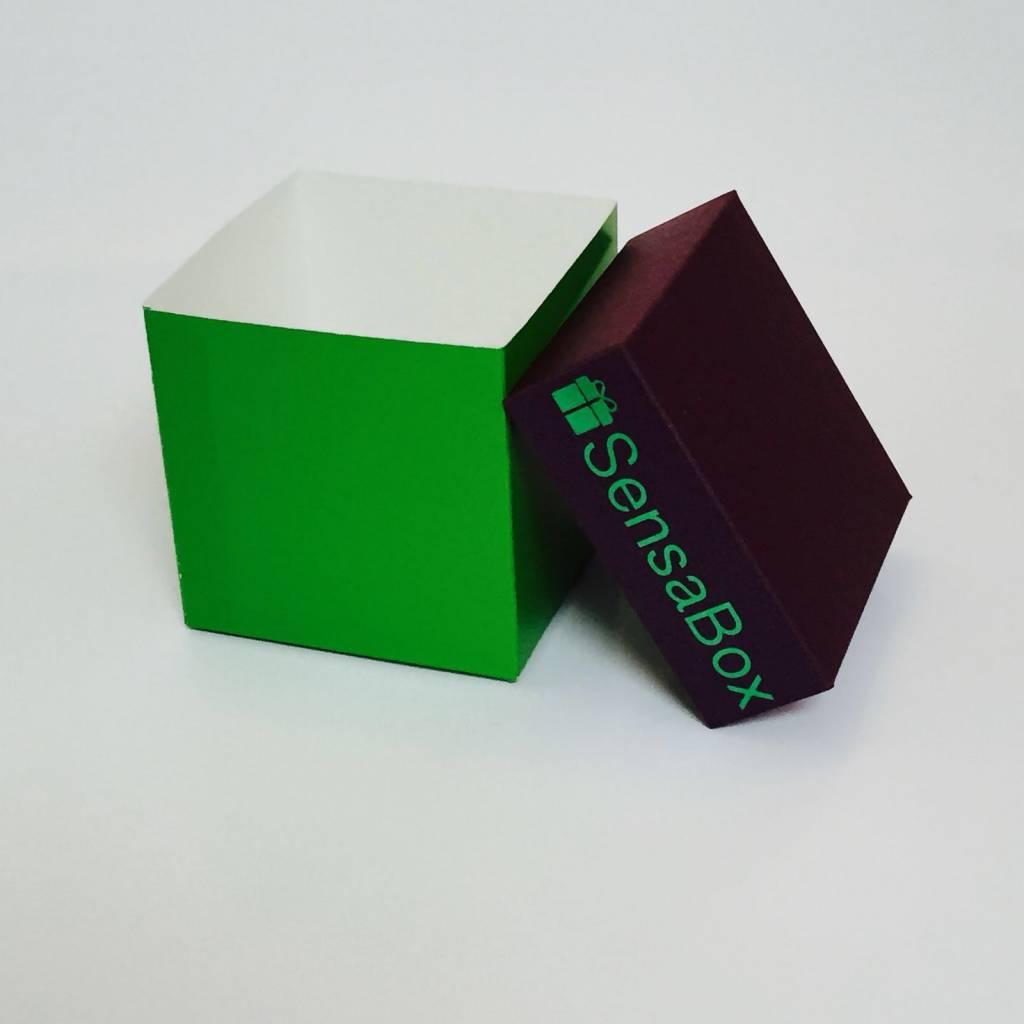Kubus verpakking 80x80x80mm (25stuks)