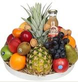 Fruitschaal ovaal ca, 30 (50stuks)