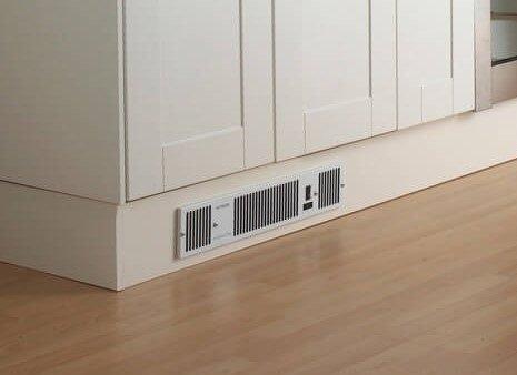Remeha Kickspace 800 indirect gestookte plintverwarming 98607