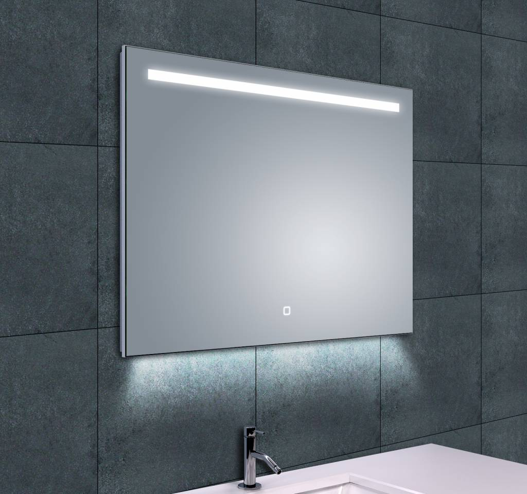 Wiesbaden WB Ambi One Led condensvrije spiegel 80x60