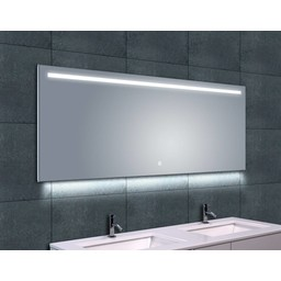 Wiesbaden WB Ambi One Led spiegel condensvrij 160x60