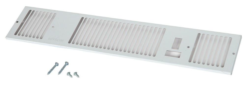 Remeha Kickspace Grille 600 RVS S101827
