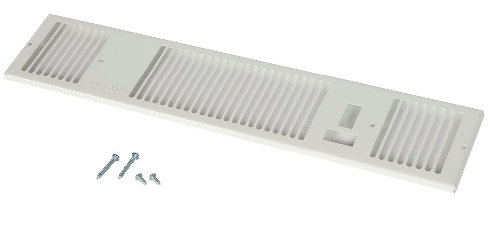 Remeha Kickspace Grille 600 wit S101821