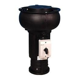 Itho Daalderop Pijpdakventilator 125mm 545-5097