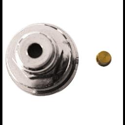 Herz adapter M30  x 1,5 buiten naar   M28 x 1,5 binnen