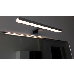 Wiesbaden Tigris badkamer-ledverlichting 300mm enkel