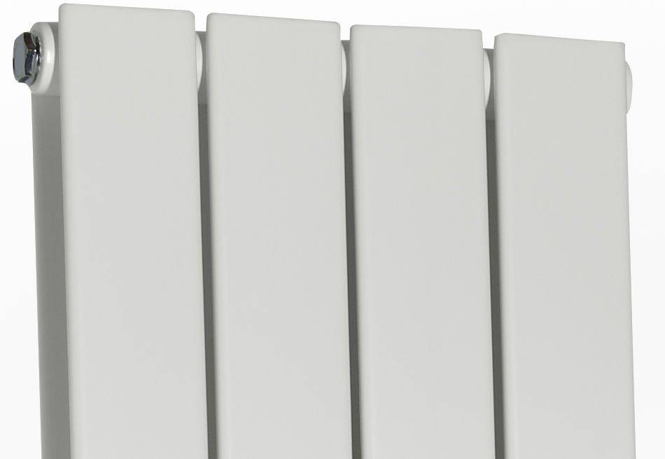 Riko Millennium-Dubbel sierradiator 200x30 wit