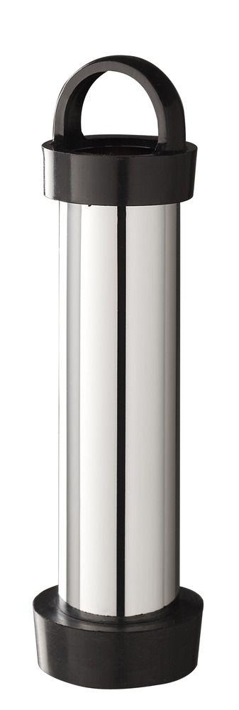 Saniglow Chroom overlooppijpje 10cm