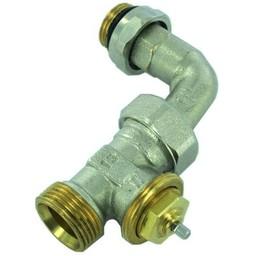 Comap Comap thermostatische kraan M28x1.5  recht + bocht 1/2 x M22 R859724CB