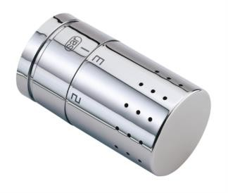 Comap Comap thermostaatknop chroom, M30 x 1,5 102100