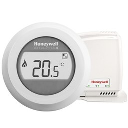 Honeywell Honeywell Round Connected Modulation kamerthermostaat Y87C2004