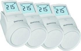 Honeywell Honeywell Evohome radiator regelaar HR92WE 4-pack