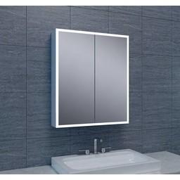 Wiesbaden WB Quatro spiegelkast + verlichting 60x70x13