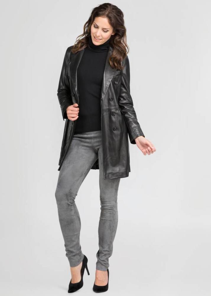 HELENA Black Coat