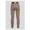 ZINGA Leather Echt leder leggings damen Kaki | Uma 6340