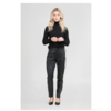 Black Pants with Sidestripes EVI