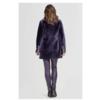 ZINGA Leather ANGELA 7100 reversible shearling lammy coat.
